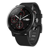 Originele AMAZFIT Stratos Sports Smart Watch 2 GPS 1,34 inch 2,5D scherm 5ATM polsband internationale versie
