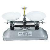 100g / 0,1g Tafelweegschaal Mechanische weegschaal met gewichten Schoolfysica leermethode