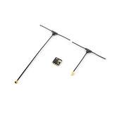 0,42 g Happymodel 2,4 G ExpressLRS ELRS EP1 Nano Alta frecuencia de actualización Ultrapequeña de largo alcance RC Receptor para RC Drone