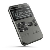 Bakeey 502 Digital Voice Recorder Activated Dictaphone Audio Sound Digital Professional PCM MP3 Music Player Support TF Card