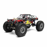 HSP RGT 18000 1/10 2.4G 4WD 470mm Rc Coche Rock Hammer Crawler Off-road Truck RTR Toy