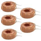 5 stuks 330UH 3A Toroid Core Inductor Wire Windwond