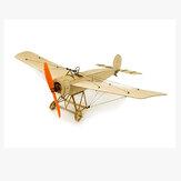 Tanzen Flügel Hobby Fokker E 420mm Flügelspannweite Balsaholz Trainer Anfänger RC Flugzeug KIT mit Power Combo