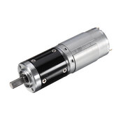 CM28-395 Gear Motor DC6-24V 330RPM Rated Speed DC Gear Reduction Motor