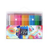 72/120/160 Colors Oil Color Lead Pencil Set Hand Painted Graffiti Coloring Pencil Stationery School Art Drawing Supplies Colored Pencils For Adult Coloring