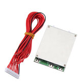 13S 48V 20A PCB PCM Li-ion Lithium Cell Battery BMS Protection Board + Cabel