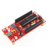 Hiland UNO DIY Kit Build Your Own Uno Board Compatible with Arduino Uno Motherboard