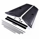 Sonicmodell Mini AR Wing 600mm RC Airplane Spare Part EPP Left and Right Main Wing With Main Spar