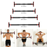 1PC Adjustable Door Horizontal Bars Pull Up Arm Sit-ups home Fitness Sport Training Bar Exercise Tools