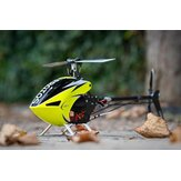 MSH PROTOS 380 FBL 6CH 3D Flying RC Helicopter Kit