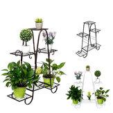 Multi-layer Flower Stand Plant shelves Balcony Living Room Interior Modern Decoration Floor Shelf Storage
