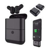 [Truly Wireless] M1T TWS IPX5 Waterproof bluetooth Earphone With 1600mAh Charger Box Power Bank