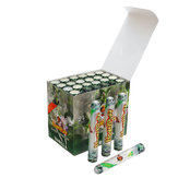 11.5cm Fruit Flavored Pre Pipe Cone Bottle Filter Case Paper