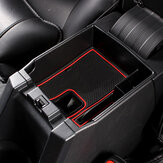 Voor Toyota Corolla 12th Center Console Organizer Armrest Storage Box Tray