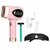 110~240V IPL Laser Hair Removal Instrument Handheld Home 999999 Flash Full Body Photon Epilator Unisex Painless Hair Removal