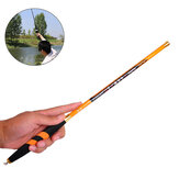 ZANLURE 3.4-3.6 m Full Carbon Fiber Ultra-light Ultra Hard Telescopico TORCIA Canna portatile Saltwater TORCIA Pole