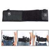 Étui de taille tactique dissimulé multifonctionnel avec sac de balle manches de tir universelles pour accessoires de chasse