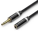 Vention 3.5mm Kabel przedłużający audio Stereo Męski na żeński adapter słuchawkowy Aux Cord dla iPhone'a MP3