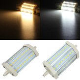 R7S Dimbare LED-lamp 118MM 10W 27 SMD 5630 Puur Wit / Warm Wit Lamp AC 85-265V