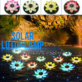 Lâmpada solar LED impermeável ao ar livre para natação Piscina Decoração de jardins