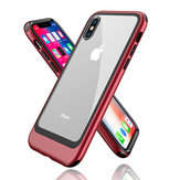 Bakeey Clear Transparent Protective Case For iPhone X Shockproof Air Cushion Corners TPU Case