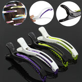 6pcs Alligator Sectioning Hair Clips Separate Haircut Grip Styling Clamp Salon Coiffure