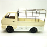 WPL D12 High Hurdle for 1/10 Military Drift Off Road Vehicle Models RC Car Parts R489A