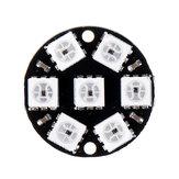 7 bit WS2812 5050 RGB LED Driver Development Board CJMCU voor Arduino - producten die werken met officiële Arduino-boards