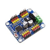 16 Channel PWM Servo Motor Driver Controller Board TTL bluetooth PCB Module for  Robot