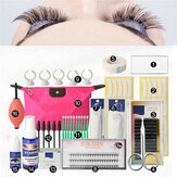 16-delige set False Eyelash Enten Set Plantwimper False Eyelash Set