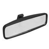 Espelho retrovisor interno de vidro para carro amplo plano para Peugeot 106 205 206 306 405