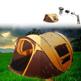 5-8 Person Automatic Camping Tent Waterproof UV Protection Sunshade Canopy Outdoor Travel Beach