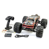 JLB 2.4G Racing CHEETAH 1/10 Brushless RC Car Truck 80A Trucks 11101 RTR With Battery