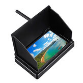 5.8G 48CH 4.3 Inch LCD 480x272 16:9 NTSC/PAL FPV Monitor Auto Search With OSD Build-in Battery