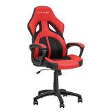 BlitzWolf® BW-GC3 كرسي ألعاب بأسلوب السباق PU + Mesh مواد تصميم انسيابي قابل للتعديل ارتفاع مقعد المنزل والمكتب