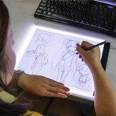 A3 / A4/A5 USB с регулируемой яркостью LED Планшет для рисования и копирования Планшет для алмазной живописи Доска для художественной копии Коври