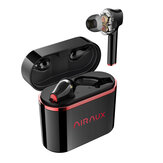 BlitzWolf® AIRAUX AA-UM5 Dual Dynamic Drivers TWS Earbuds True Wireless Stereo Tap Control Waterproof Earphone with Type C Charging Case
