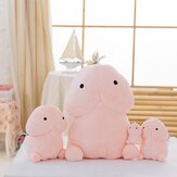 10cm/20cm/30cm/50cm Stuffed Plush Toy Novelties Toys Soft Doll Funny April Fool 's Day Gift