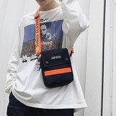 ユニセックスNylonミニファッションカジュアルアウトドアヒップホップクロスボディバッグショルダーバッグ