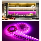 0,5M / 1M / 2M / 3M / 4M / 5M USB LED Streifenlicht Stufenloses Dimmen Wasserdichte TV-Hintergrundbeleuchtung für die Inneneinrichtung in der Küche