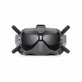 DJI FPV Goggles V2 2.4GHz / 5.8Ghz 1440 × 810 Ultra Low Latency Support DVR com Bateria Compatível com DJI Digital Air Unit Caddx Vista Eachine Nebula VTX para FPV Racing Drone RC Airplane