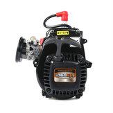 Rovan 810241 810242 36cc doppio anello motore a gas 4 bulloni con Walbro1107 Carb NGK Spark Spina per Baja LT 1/5 RC auto