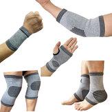 Kniebeschermers Elleboogbeschermers