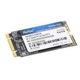Netac N930ES M.2 2242 SSD 128 GB 256 GB 512 GB NVMe Gen3 * 2 PCIe 3D MLC / TLC NAND PC Bilgisayar Için Flash Dahili Katı Hal Sürücüsü Sabit Disk