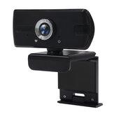 WLSXT-01 1080P HD Geniş Ekran Video Webcam MacBook Dizüstü PC için Dahili Hd Mikrofon ile Uygun Canlı Yayın PC Kamera