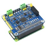 Catda 2-Channel Isolated RS485 Expansion HAT Board  SC16IS752+SP3485 Solution for Raspberry Pi 4B/3B+/3B/3A+/Zero