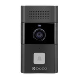 DIGOO DG-XYB 720P HD WIFI Wireless Smart Video Doorbell Two-way Audio Message Function Smart Home Security Monitor