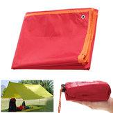 220x150cmimpermeabilecampeggiopensilinaparasole per ombrellone ourtdoor tenda da spiaggia copertura tappetino da picnic