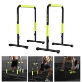 CALLIVEN 2 Pz Single Parallel Bars Multifunzione Dip Stand Station Muscal Idoneità Workout Push Up Stand Gym Home Exercise