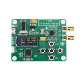 Geekcreit® LTDZ MAX2870 STM32 Módulo de fonte de sinal de 23,5-6000Mhz USB 5V Frequência de potência e modos de varredura
